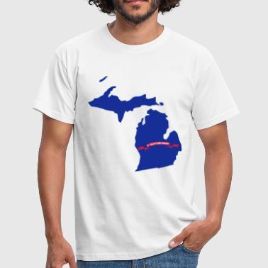 Pedir en línea Michigan Camisetas | Spreadshirt