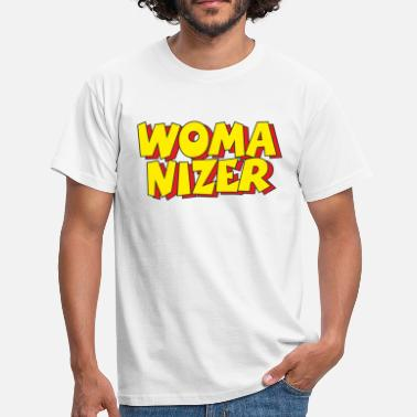 Womanizer Womanizer Color - Men's T-Shirt