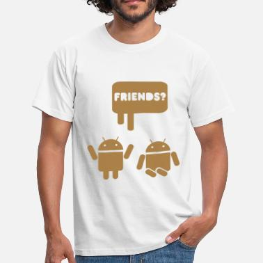 Rarely frindship is rare - Men's T-Shirt