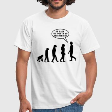 Ska Evolution - Men's T-Shirt