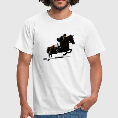 equestrian sport - Men's T-Shirt