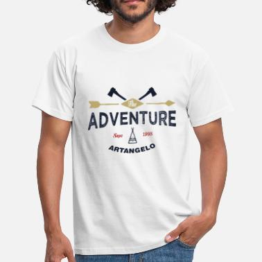 Outdoor Outdoor adventure - T-shirt Homme