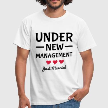 Married - T-shirt Homme