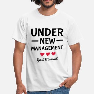 Mariage Married - T-shirt Homme