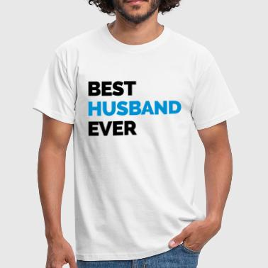 Best Husband Ever Sweaters - Mannen T-shirt