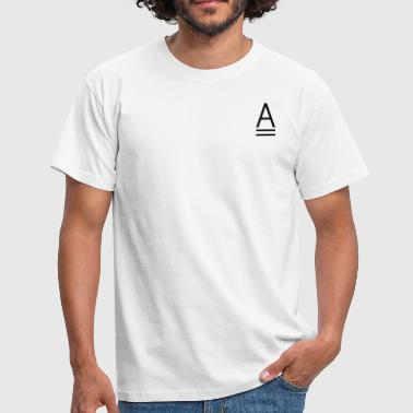 A-Cat logo - Mannen T-shirt