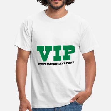 Vovó VIP - Very Important Papy - T-shirt Homme
