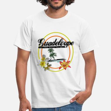 Guadeloupe Humour GUADELOUPE - T-shirt Homme