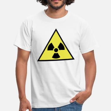 Radioactivity Radioactive - Men's T-Shirt