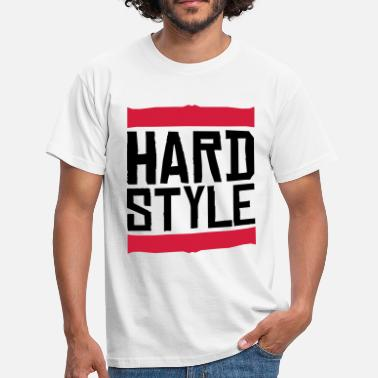 Hardstyle Clothing Hardstyle Raw - Mannen T-shirt