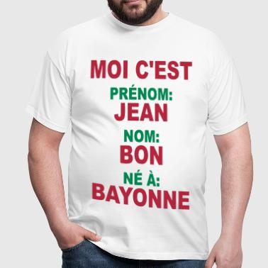 humour basque - T-shirt Homme
