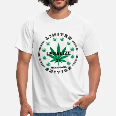 Legalize It logo legalize it - T-shirt Homme