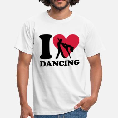 Dirty Dancing I love Dancing - Maglietta uomo
