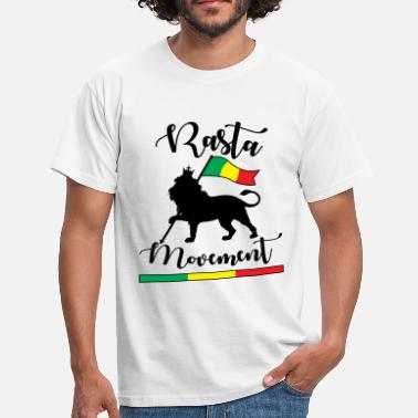 Movement Rasta Movement - Men's T-Shirt