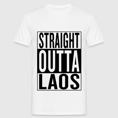 Laos - Men's T-Shirt