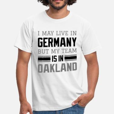Oakland Raiders Oakland - Männer T-Shirt