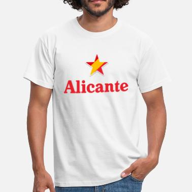 Alicante Stars of Spain - Alicante - Men's T-Shirt