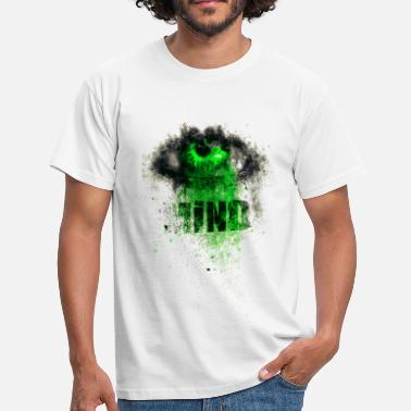 Mind Geek EYE MIND - Men's T-Shirt