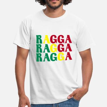 Raggae ragga - Men's T-Shirt
