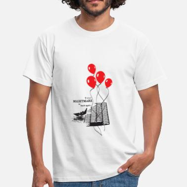 Stephen King Stephen King - Es balloon - Men's T-Shirt