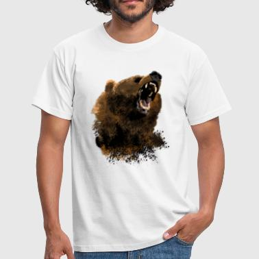 Bear - Mannen T-shirt