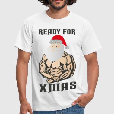 ready for xmas - Männer T-Shirt