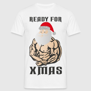 ready for xmas - T-shirt Homme