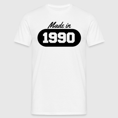 Made in 1990 - Men's T-Shirt