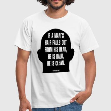 bald-head - Men's T-Shirt