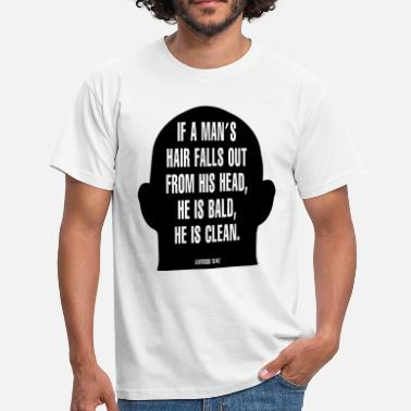 Bald Head bald-head - Men's T-Shirt