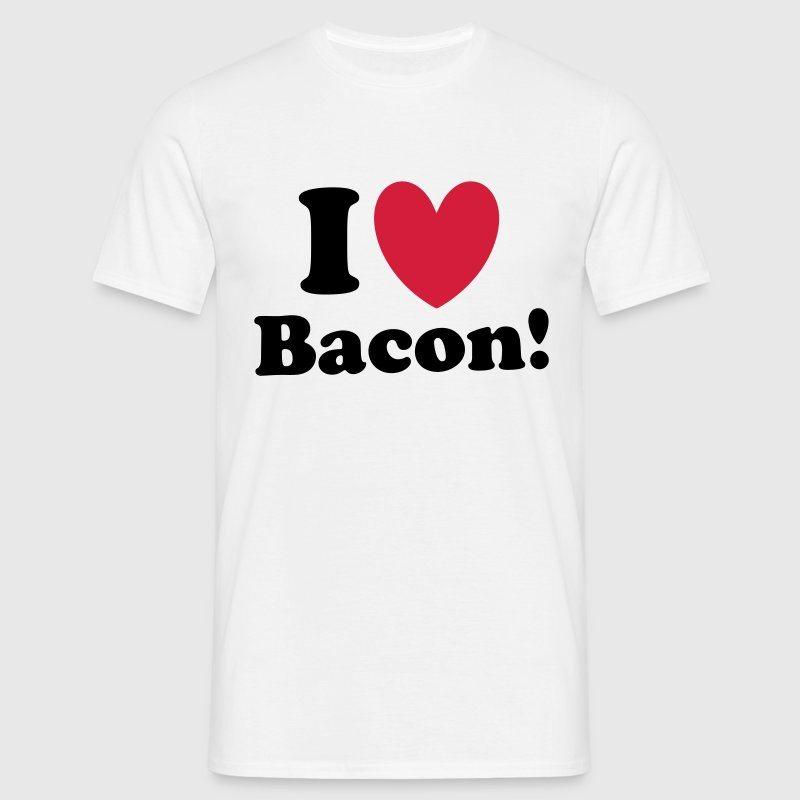 Bacon - T-skjorte for menn