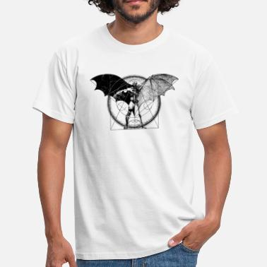 Batman Batman Wings T-shirt tonåring - T-shirt herr