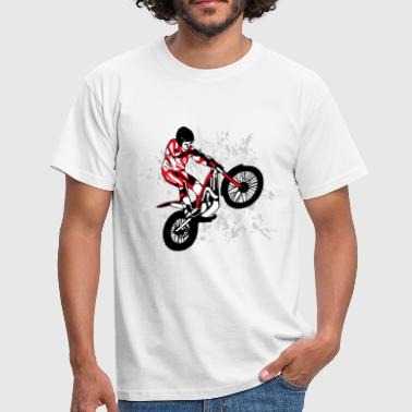 Trial Racing - Men's T-Shirt