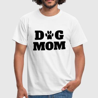 Dog Mom Dog Mom Dogs Mom - Men's T-Shirt