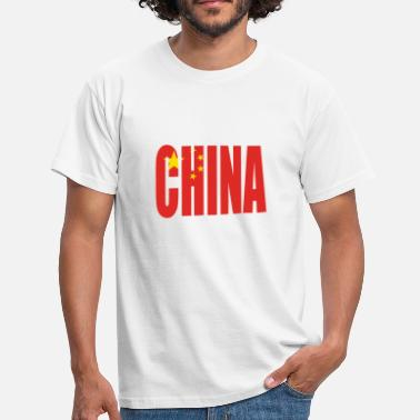 China China - Mannen T-shirt