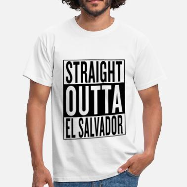 El Salvador El Salvador - Men's T-Shirt
