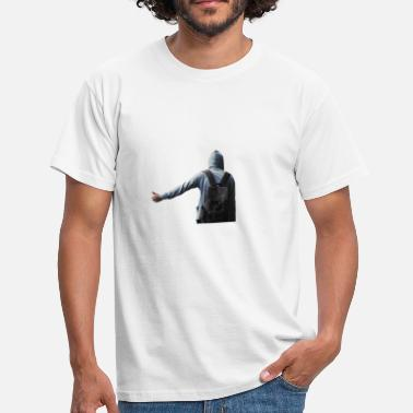 Hitchhiking hitchhiking - man - Men's T-Shirt