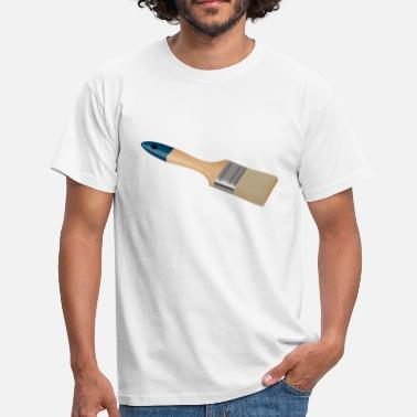 Hair Brush brush - Men's T-Shirt