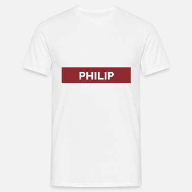 Philippe Philip - T-shirt Homme