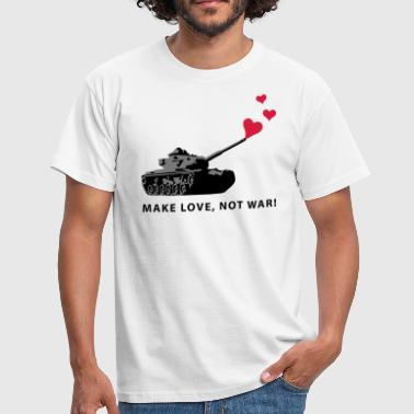 lovetank_b_3c - Men's T-Shirt