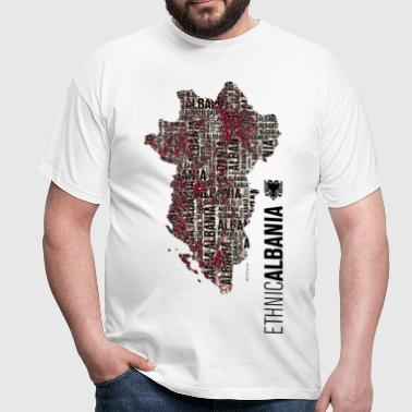 Ethnic ALBANIA - Men's T-Shirt