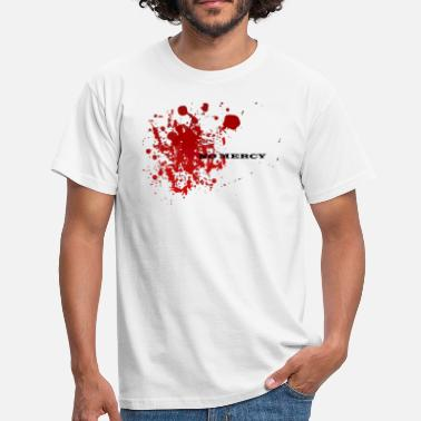 Mercy No mercy - Men's T-Shirt