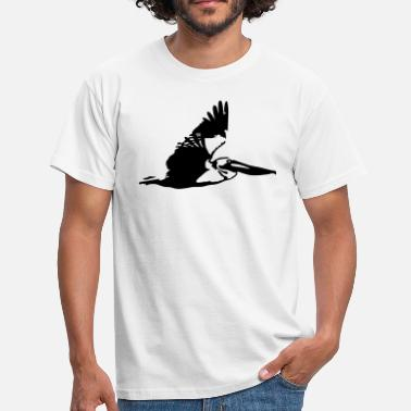 Paradise Pelican - Men's T-Shirt