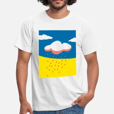 Make It Rain rain cloud - Men's T-Shirt