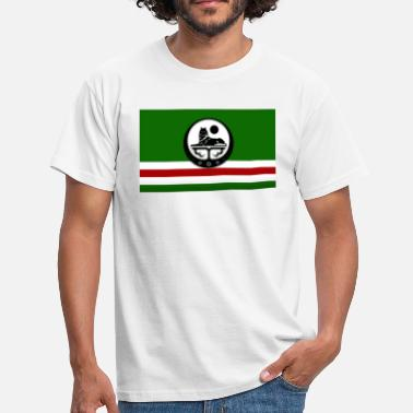 Chechen Chechen flag - Men's T-Shirt