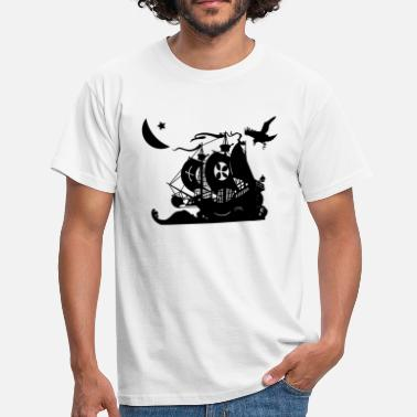 Shipping The ship - Men's T-Shirt