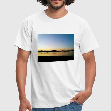 Sunset Sunset - T-shirt Homme