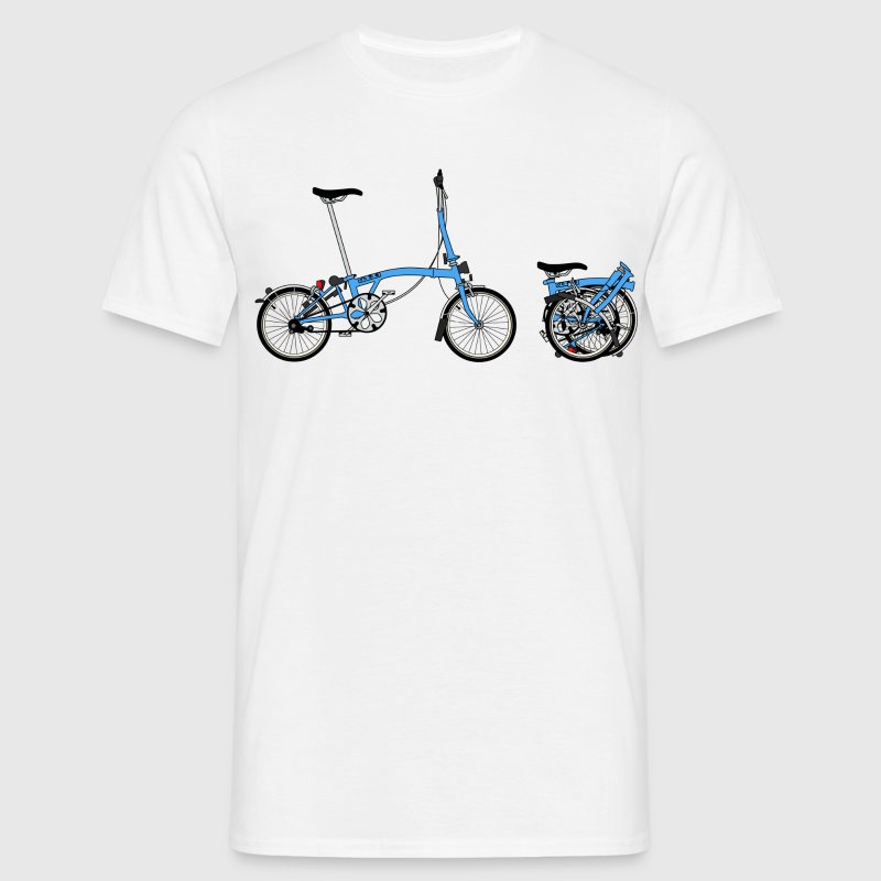 Brompton Bike - Men's T-Shirt