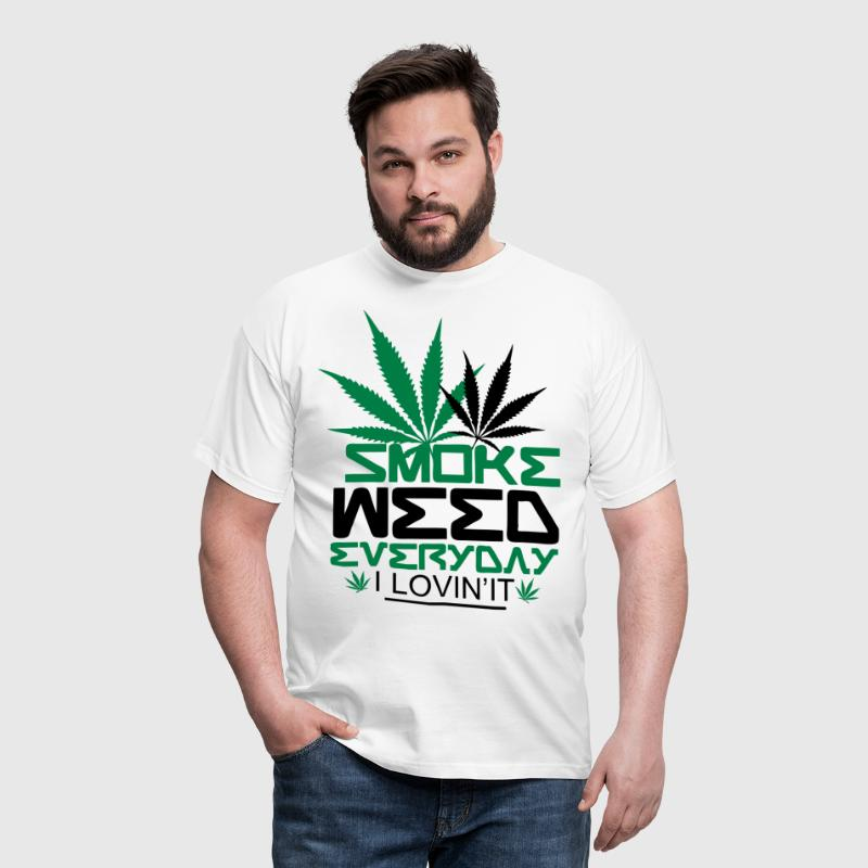Cannabis i lovin it - T-shirt Homme