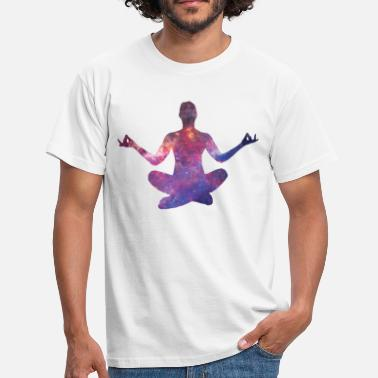 Positif Life YOGA POSITIVE COLLECTION LIFE - T-shirt Homme